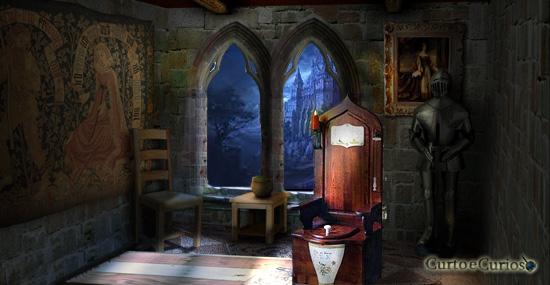 Banheiro Trono