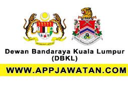 Jawatan Kosong Kerajaan 2017 di Dewan Bandaraya Kuala Lumpur (DBKL) - 19 Ogos 2017