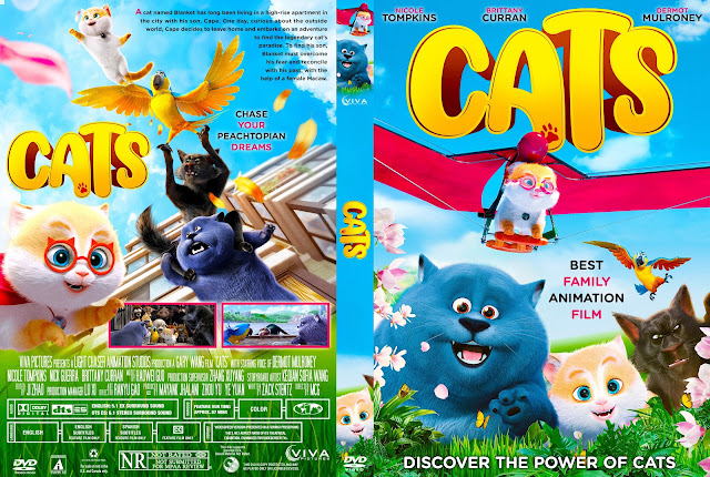 Cats DVD Cover