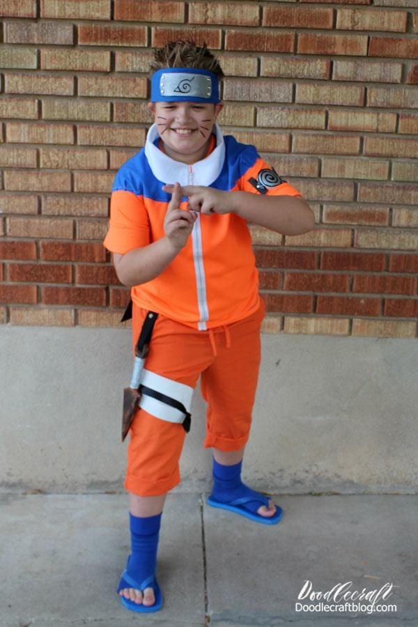 Naruto Group Cosplay Halloween Costumes Diy