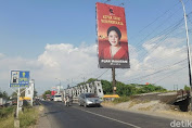 Baliho Puan di Mana-mana tapi Dikritik soal Tata Bahasa