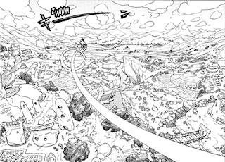 Samurai 8 - un dessin et des décors travaillés et détaillés