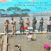 Camat Biringkanaya Apresiasi Kepdulian Kodam Hasanuddin Dengan Menanaman Mangrove di Pesisir Pantai