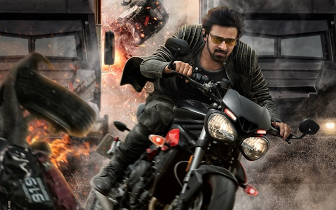 Prabhas Moves from Intimate to Super Violent in 10 Mere seconds in Saaho Teaser