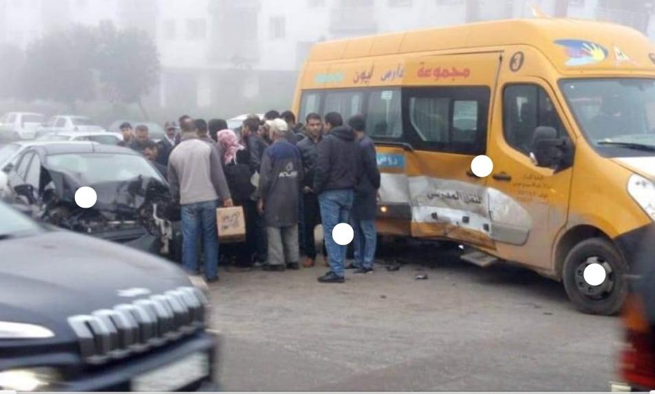 حافلة للنقل المدرسي تقتل تلميذة عمرها 7 سنوات