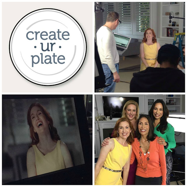 Create Ur Plate Infomercial staring Fizzy Party