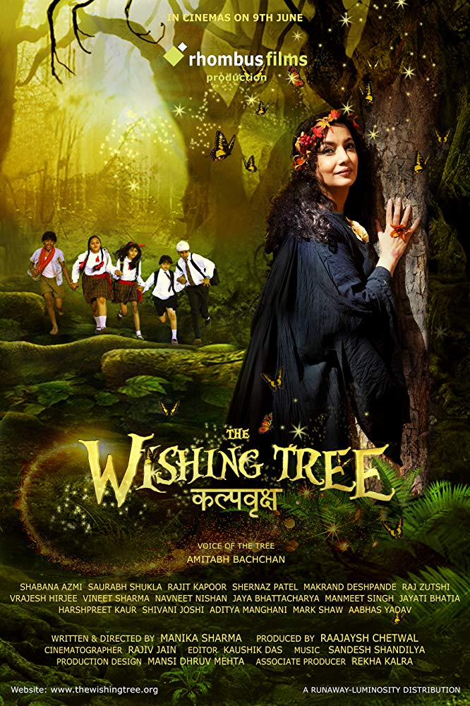 The Wishing Tree (2017) Hindi 300MB HDRip 480p x264