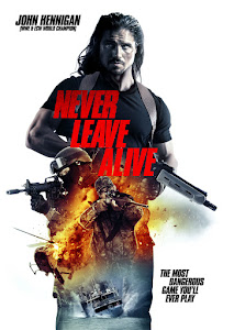 Never Leave Alive Poster
