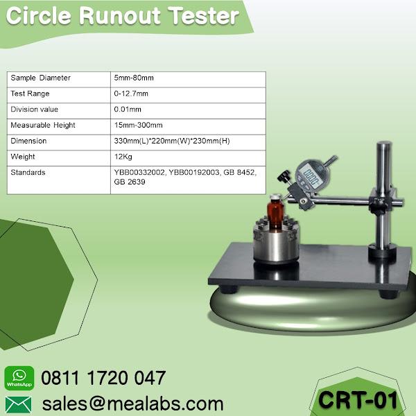 CRT-01 Circle Runout Tester