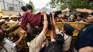 Why are JNU Students Protesting
