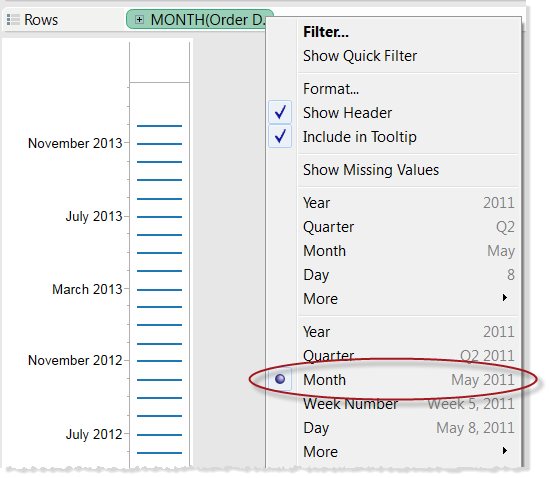 Calculating Business Days in a Month using tableau   Business