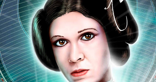 TIDAL WAVE PRODUCTIONS CARRIE FISHER TRIBUTE