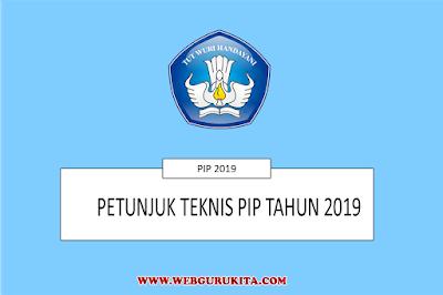Juknis PIP 2019 PDF