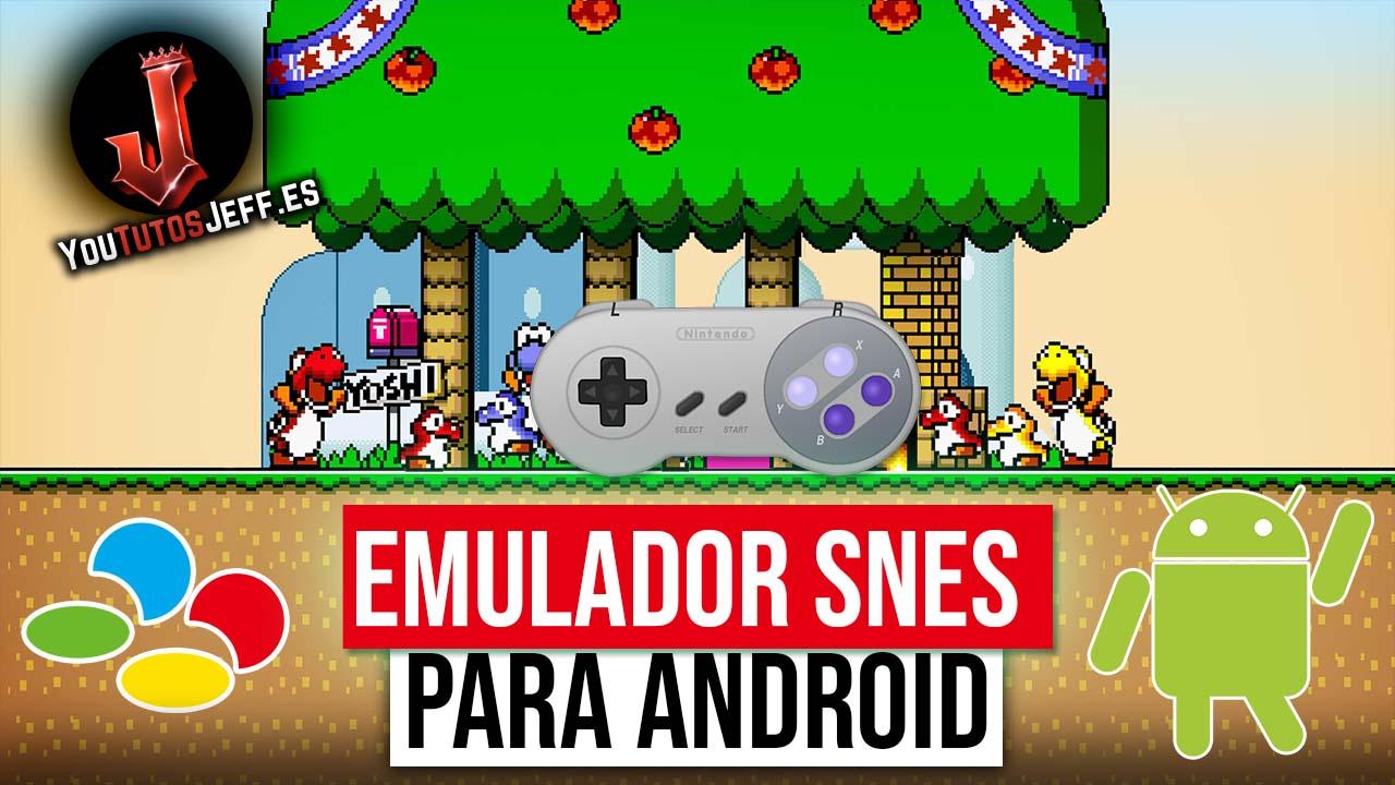 Descargar Emulador SNES para Android
