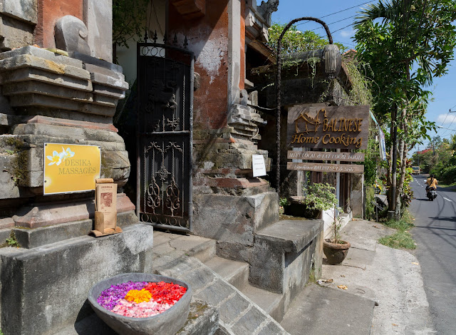 balinese home cooking Ubud Bali Things to do