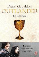 Couverture Outlander T2 Le talisman