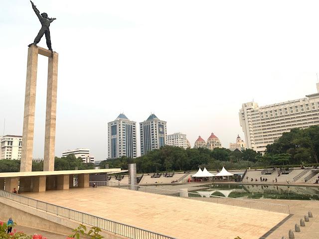 Taman Lapangan Banteng Jakarta