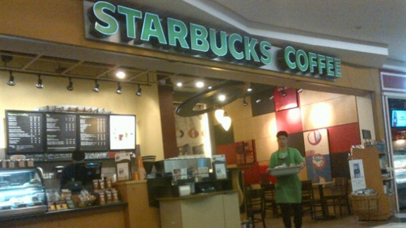 Starbucks Coffee di Menteng, Jakarta