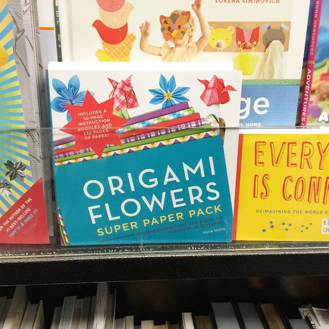 barnes and noble maria noble origami kits