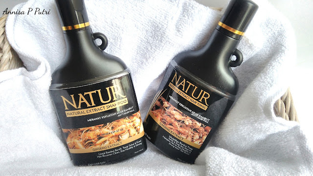 www.annisaputri.com | NATUR Hair Care - Shampoo & Hair Tonic