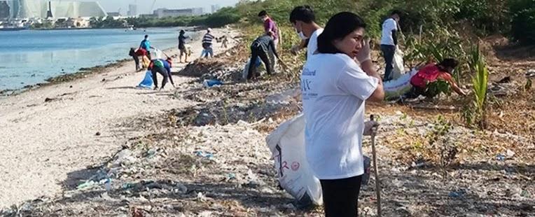 Coastal Cleanup Drive