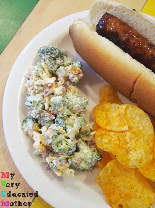 Broccoli Mealtime Side