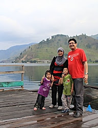 Our Trip : Lake Toba, Medan