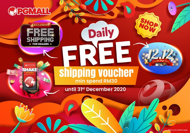PG Mall free shipping