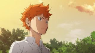 ハイキュー!! アニメ 2期6話   日向翔陽 Hinata Shoyo   HAIKYU!! Season2 Episode 6