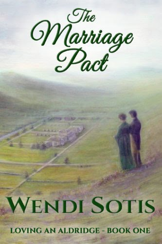 The Marriage Pact (Loving an Aldridge Book 1) by Wendi Sotis