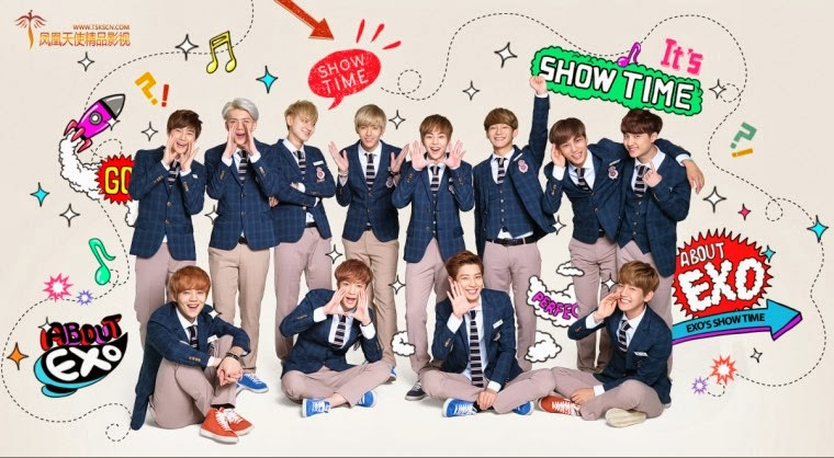 [Show] 140213 MBC Every1 EXO's Showtime E12 END