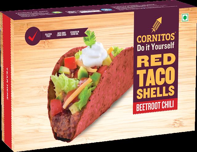 BEETROOT CHILI Taco1