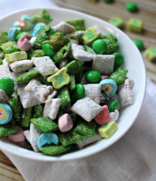 Lucky St. Patrick's Day Recipes