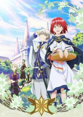Download Akagami no Shirayuki-hime Subtitle Indonesia