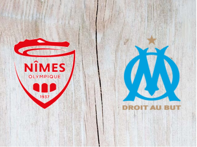 Nîmes vs Olympique Marseille Full Match & Highlights - 19 August 2018