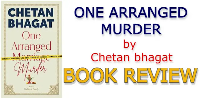 ONE ARRANGED MURDER BOOK REVIEW