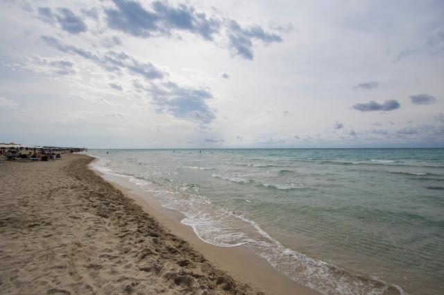 Spiaggia, mare e lido-Vivosa Apulia resort-Salento