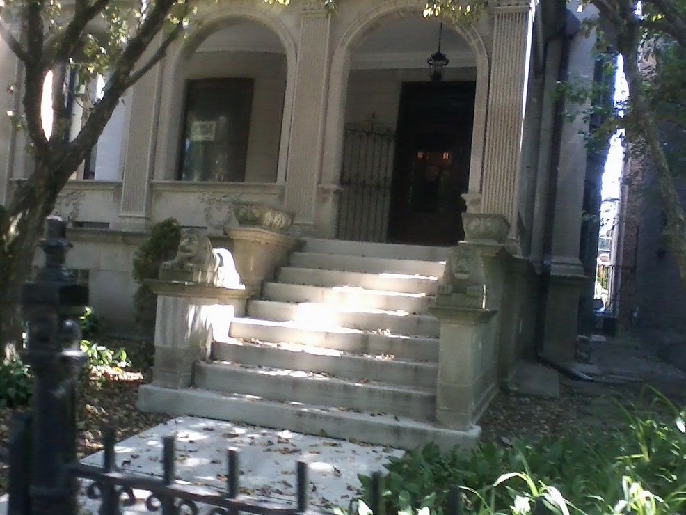 Regulus star notes june 2nd 2017 in the windy city my for The addison house