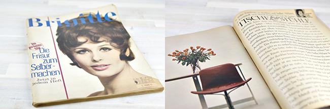 Ynas Design Blog | Brigitte von 1963