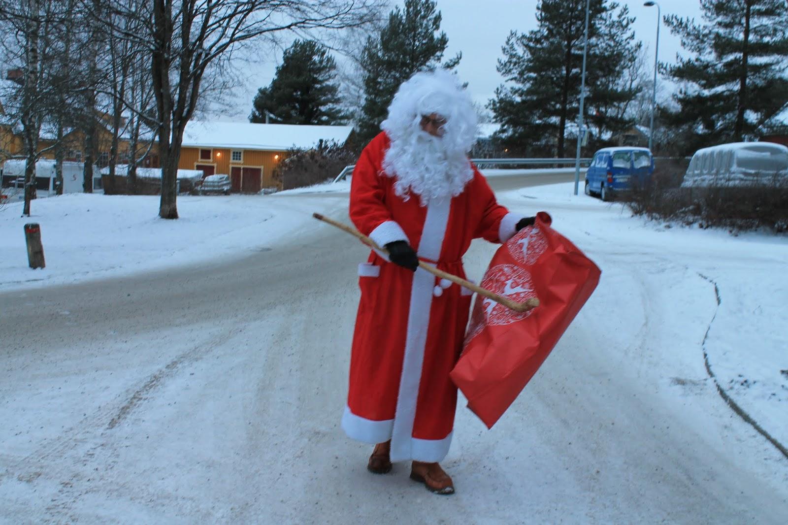 Joulupukki Tampere