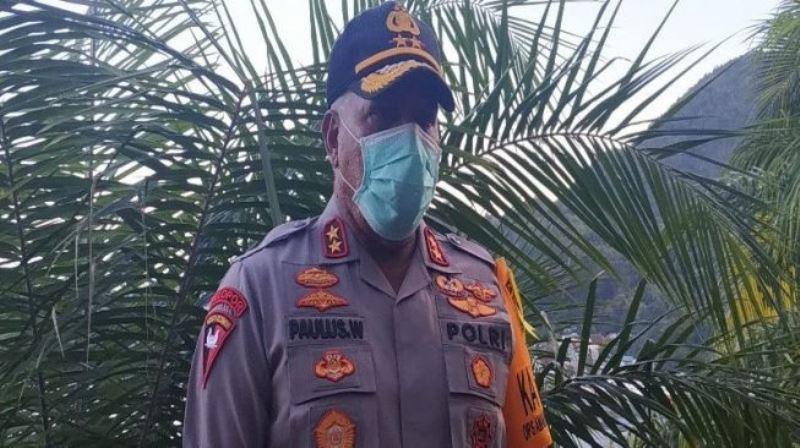 Dua Polisi Meninggal Dalam Bentrok Oknum Polri dengan TNI di Papua