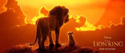 Film The Lion King 2019 Bluray