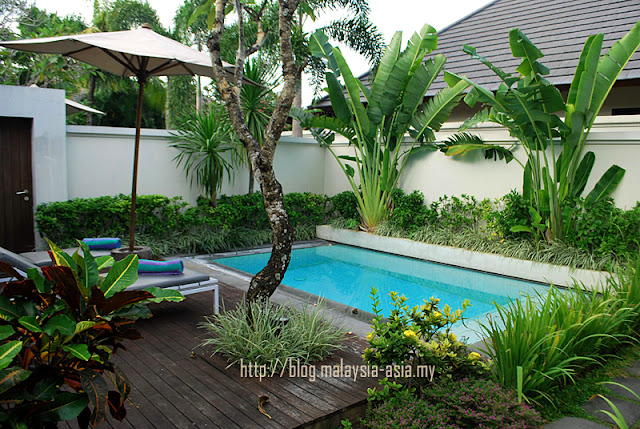 Nunia Boutique Villas in Seminyak