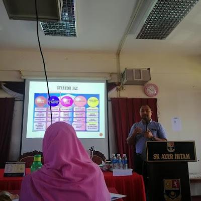 Semarak Amalan PLC Dalam Kalangan Guru SK Ayer Hitam