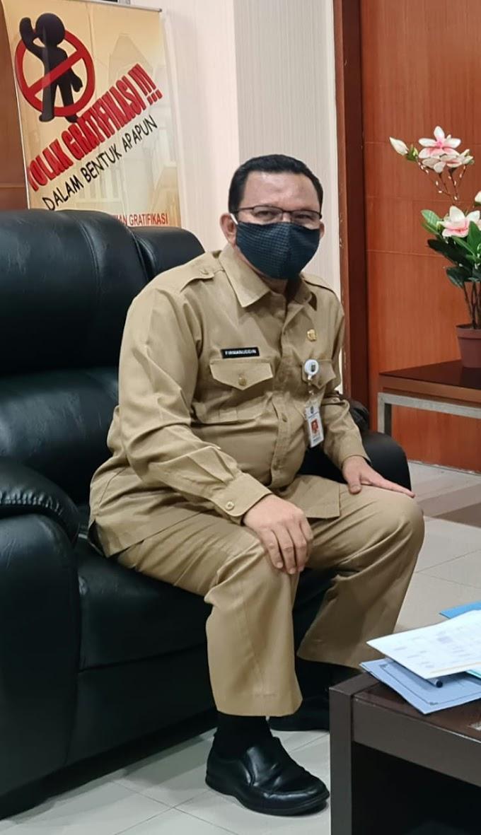 Inspektorat Daerah Targetkan Serap Anggaran Capai 80 Persen