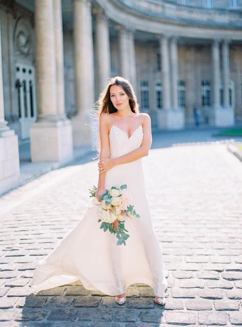 Collection créateur Paris robes de mariée FANNY LIAUTARD