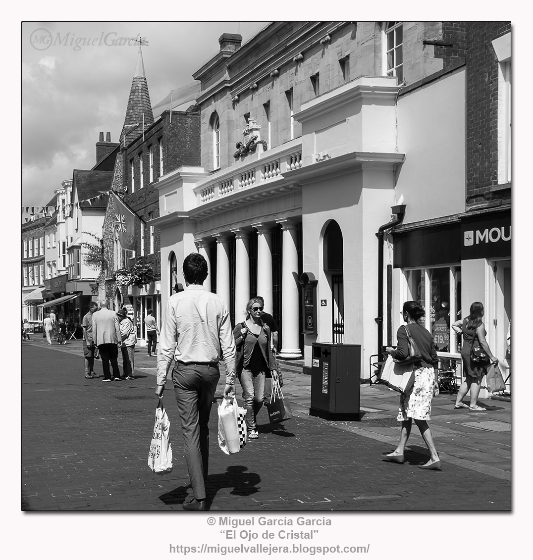 North Street, Chichester (UK)