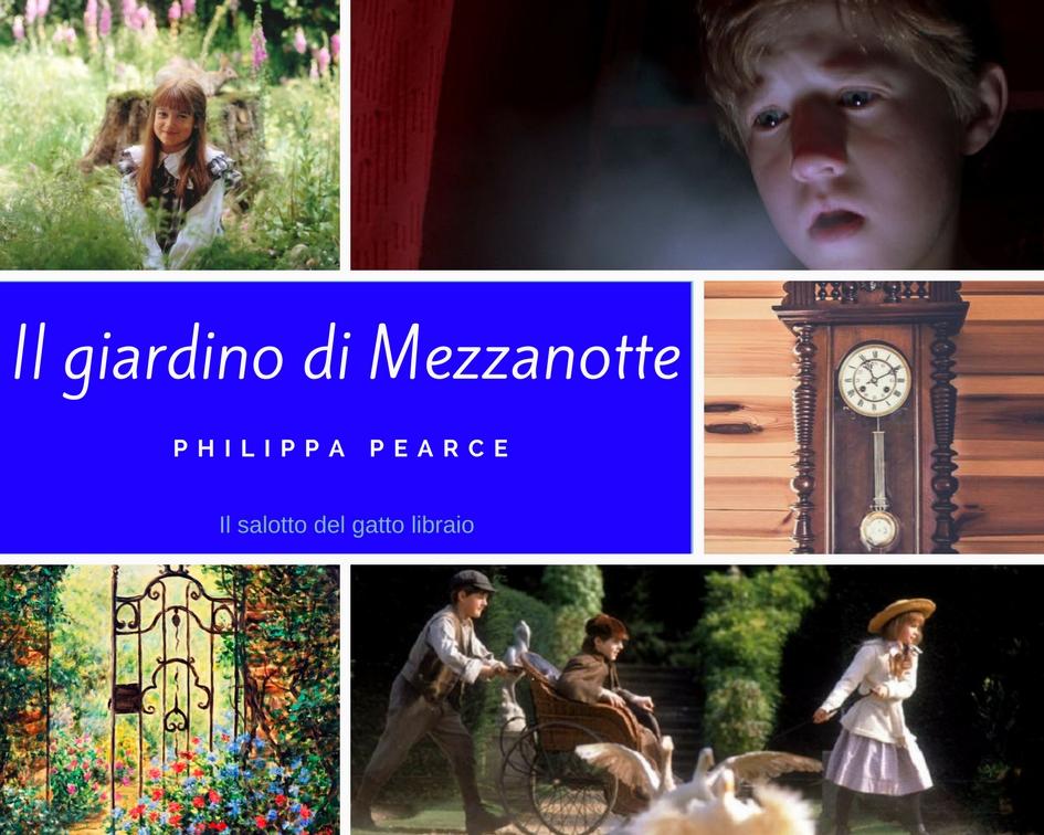Recensione il giardino di mezzanotte di philippa pearce - Il giardino di mezzanotte ...