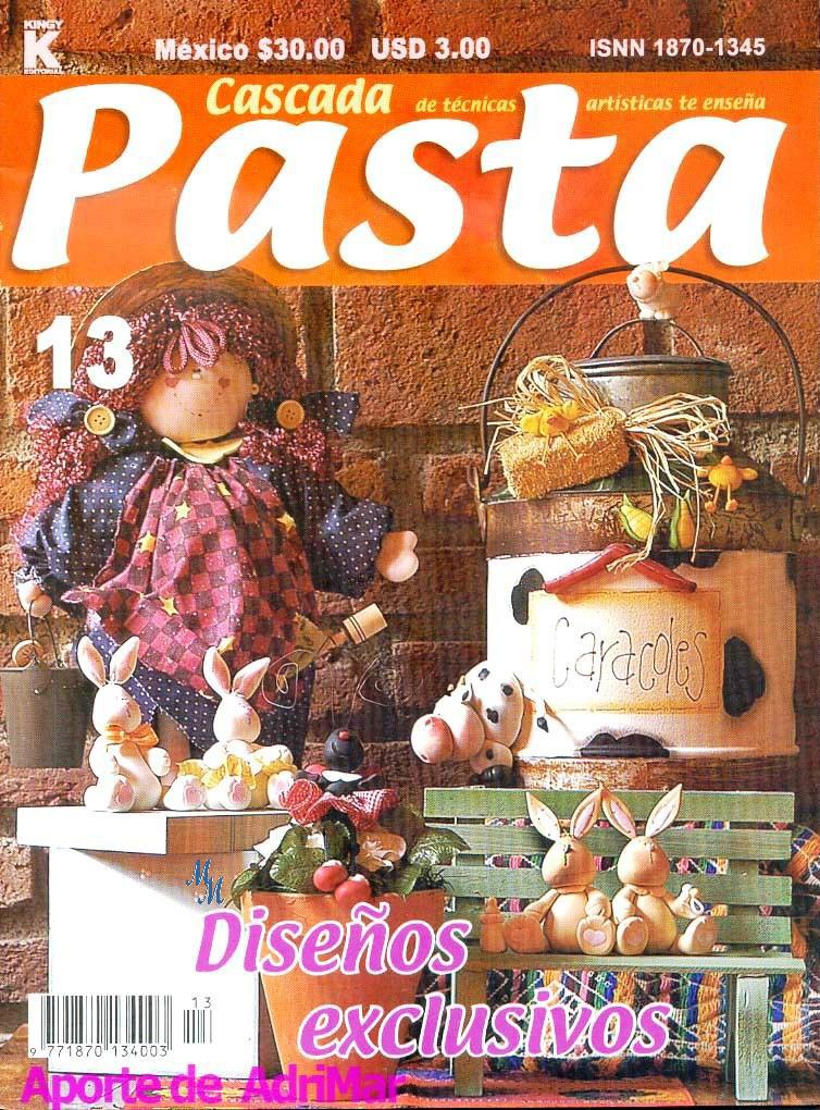 Cascada Pasta Nro. 13