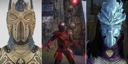 Elder Scrolls Online,Armor Sets For Dragonknights